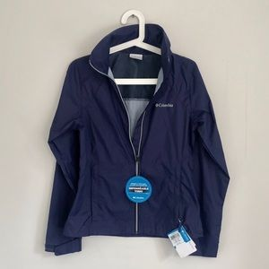 Columbia womens windbraker / rain jacket